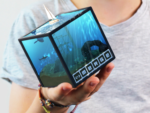 Using MERGE Cubes for Education: Interactive Augmented Reality