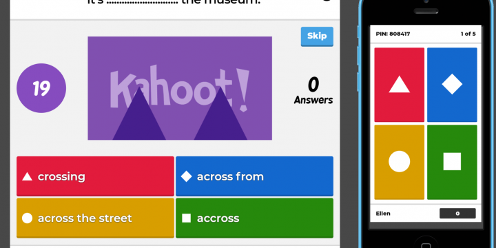 Kahoot! as an Engaging Game-based Learning Tool